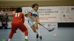Philippines competing in the world's largest floorball tournament